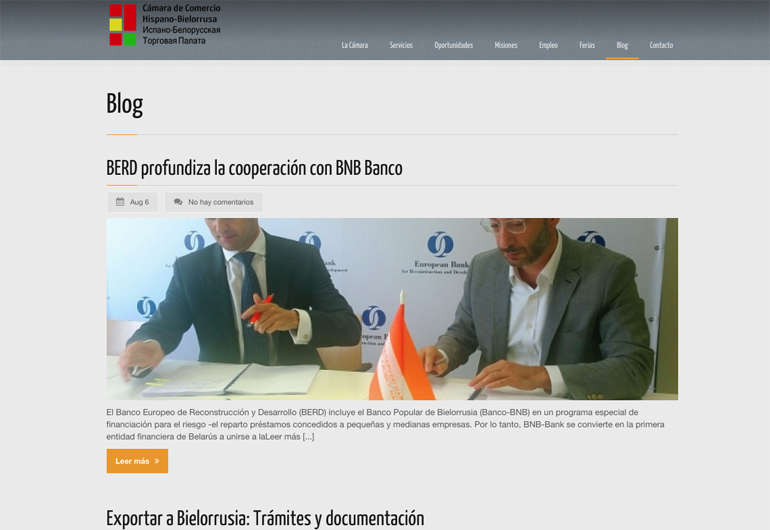 Camara Hispano-Bielorrusa